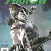 Season 5 Cover Countdown: Green Arrow #52
