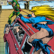 Season 5 Cover Countdown: Green Arrow #60