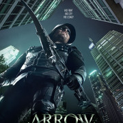 New Arrow Season 5 Key Art Spotlights Stephen Amell's Green Arrow