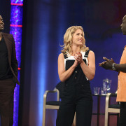 Photos: Emily Bett Rickards On Whose Line!