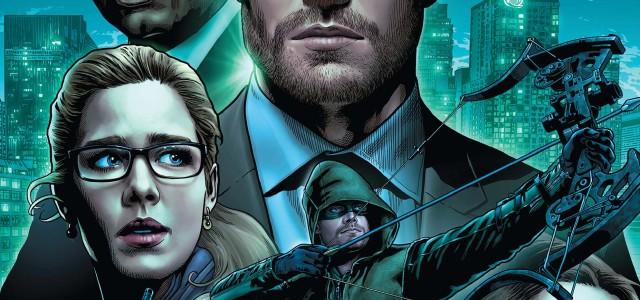 Season 5 Cover Countdown: Arrow Season 2.5 #10