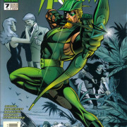 Season 5 Cover Countdown: Green Arrow Annual #7