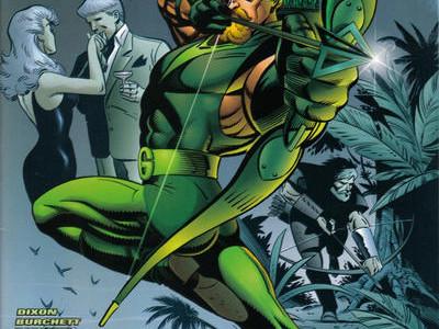 Season 5 Cover Countdown: Green Arrow Annual #7
