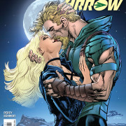 Season 5 Cover Countdown: Green Arrow #8