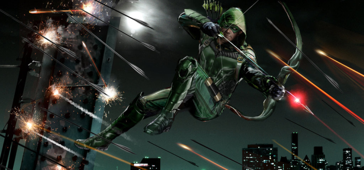 Stephen Amell Weighs In On A Movie Green Arrow Recast