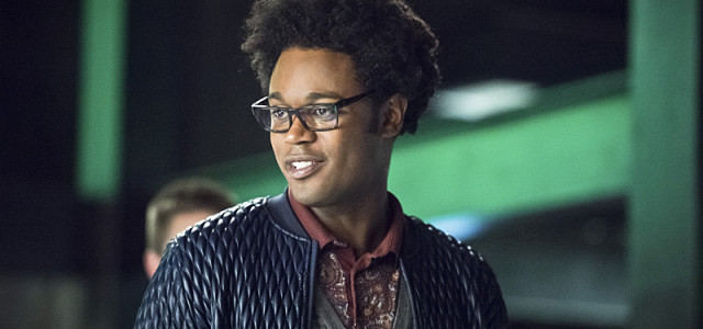 "Interview: Echo Kellum Previews ""Crossing Lines"" & More Arrow Season 7 Goodness"