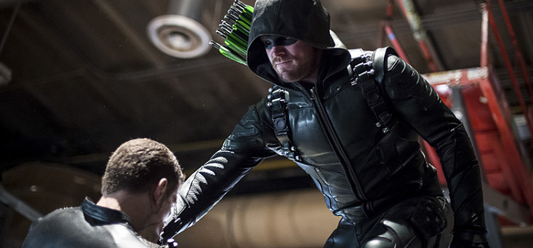 "Arrow ""The Sin-Eater"" Preview Trailer"