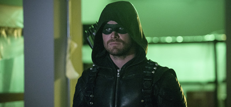 About That Arrow Midseason Finale Cliffhanger…