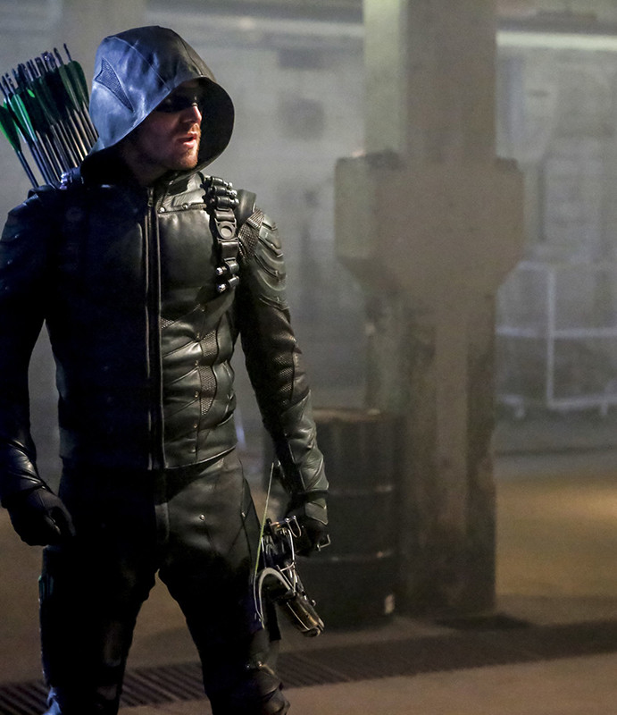 "Arrow #5.1: ""Legacy"" Recap & Review"