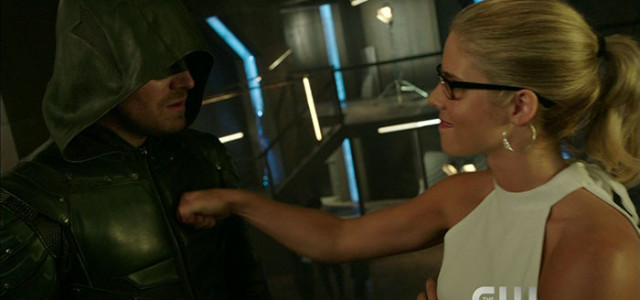 "Arrow: Screencaps From ""The Recruits"" Promo Trailer"