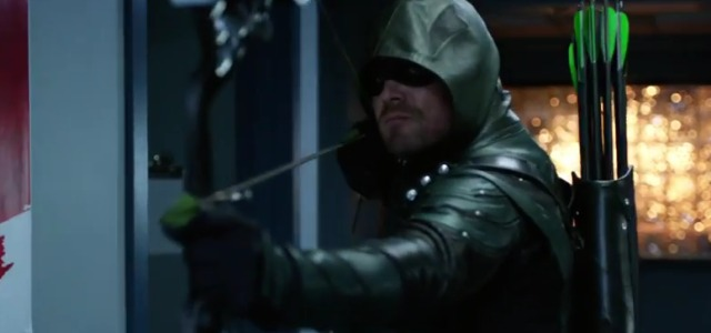 Arrow #5.10 Title & Credits Revealed
