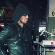 """Hello, Old Friend"" – What Is Stephen Amell Doing In His Old Arrow Costume?"