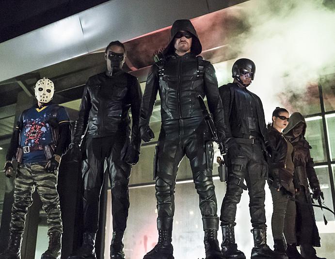 """Arrow #5.6: """"So It Begins"""" Recap & Review"""