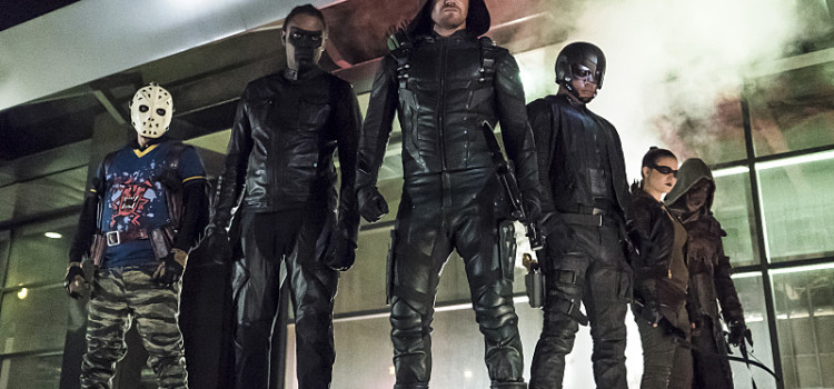 "Arrow #5.6: ""So It Begins"" Recap & Review"