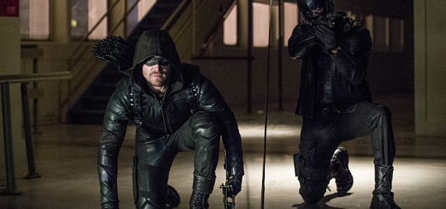 Stephen Amell Discusses Tonight's Cliffhanger Twist