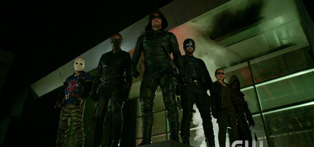 "Arrow: ""So It Begins"" Extended Promo Screencaps"