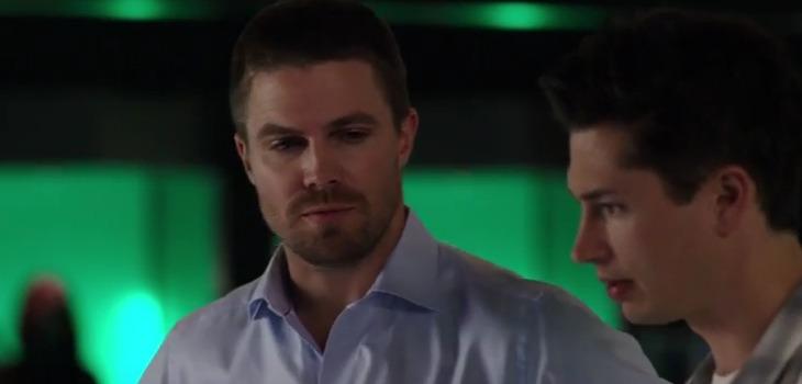"Arrow: ""Inside: Vigilante"" & Preview Clip"