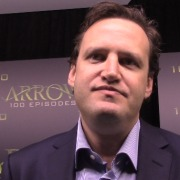 Arrow Episode 100 Green Carpet Interview: Andrew Kreisberg