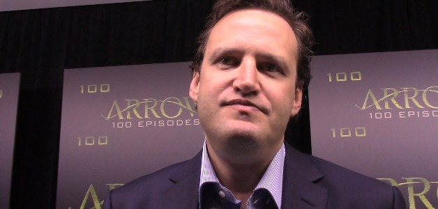 Arrow Episode 100 Green Carpet Interview: Andrew Kreisberg