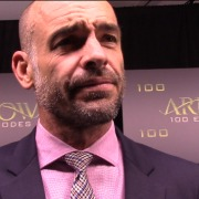 Arrow Episode 100 Green Carpet Interview: Paul Blackthorne