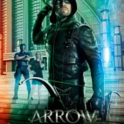 "Arrow ""Heroes v Aliens"" Poster Revealed"
