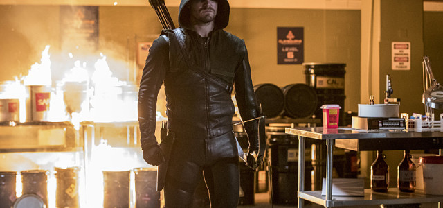 "Video: ""Inside Arrow: What We Leave Behind"""