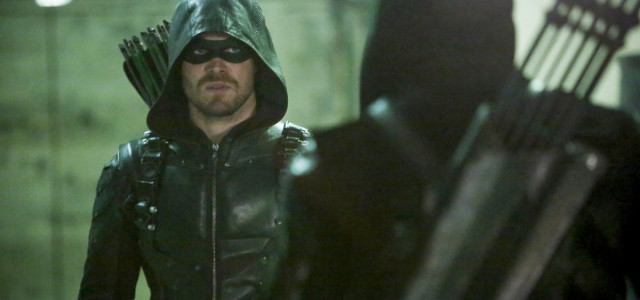 "Arrow #5.16 ""Checkmate"" Description"