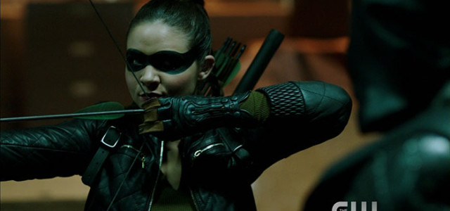 "Arrow: Screencaps From The ""What We Leave Behind"" Trailer"