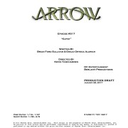 Arrow #5.17 Title & Credits Revealed