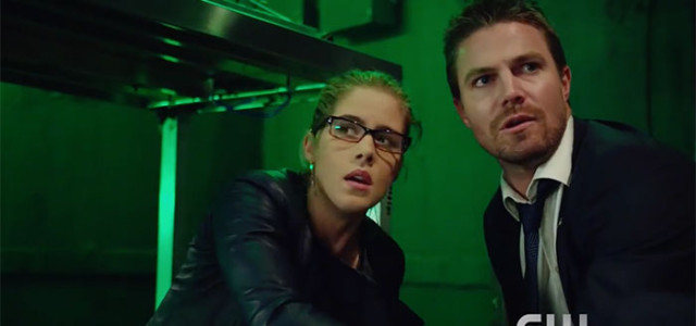 "Arrow Spoilers: ""Who Are You?"" Official Description"