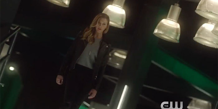 "Arrow: Screencaps From The ""Who Are You?"" Trailer"