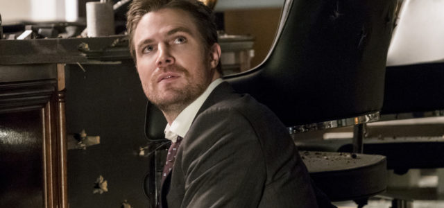Arrow Is Moving To Thursdays This Fall