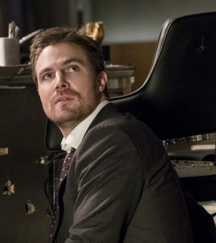 "Arrow ""Spectre of the Gun"" Overnight Ratings Report"