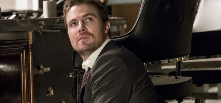 "Arrow ""Spectre of the Gun"" Overnight Ratings Report"