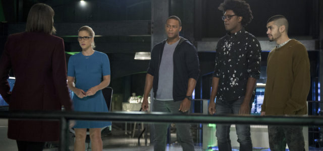 "Arrow ""Fighting Fire With Fire"" Official Preview Images"