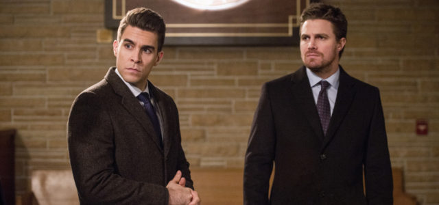 "Arrow ""Fighting Fire With Fire"" Ratings See A Rise"