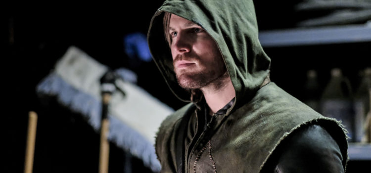 "Arrow ""Kapiushon"" Preview Trailer"
