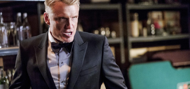 "Arrow ""Kapiushon"" Overnight Ratings Report"