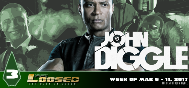 GATV Loosed Ep. 3: The Best of John Diggle & Arrow News Recap (Week of Mar 5-11, 2017)