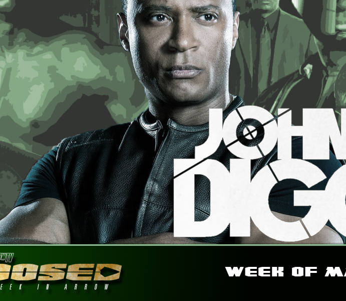GATV Loosed Ep. 3: The Best of John Diggle & Arrow News Recap (Week of Mar 5-11, 2017)