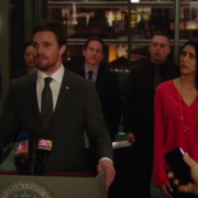 "Arrow ""Checkmate"" Preview Clip"