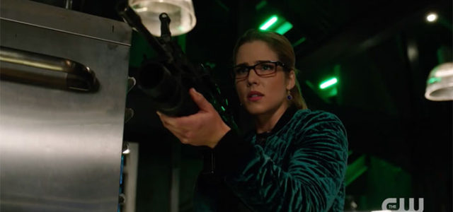 "Arrow ""Underneath"" Promo Trailer"