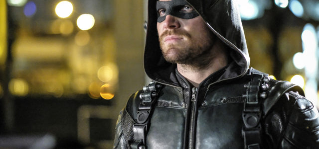Arrow #6.4 Title & Credits Revealed
