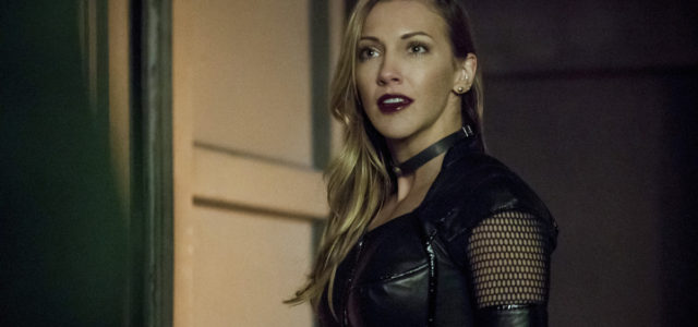 Katie Cassidy Drops Hints About Black Siren's Backstory