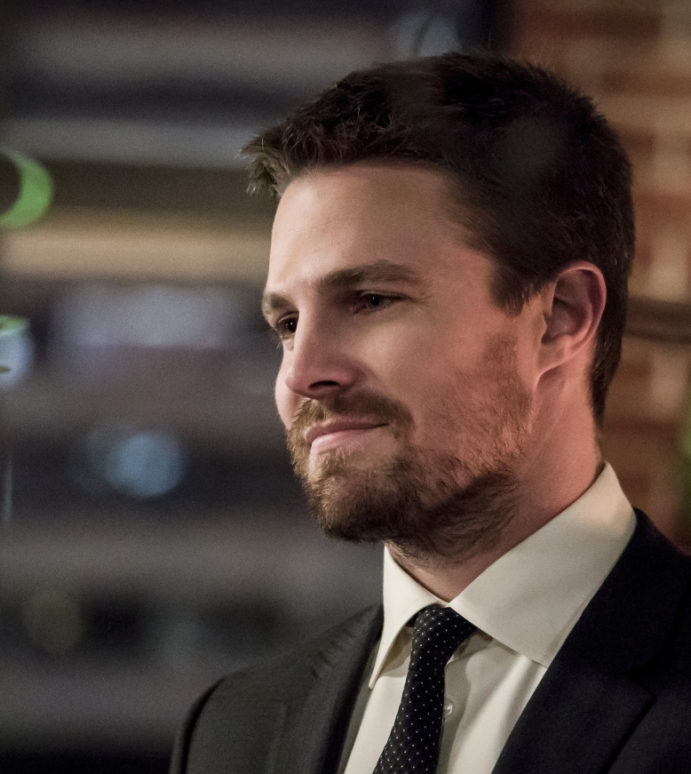 """Stephen Amell on Arrow Return: """"I Think That Would Be Amazing"""""""