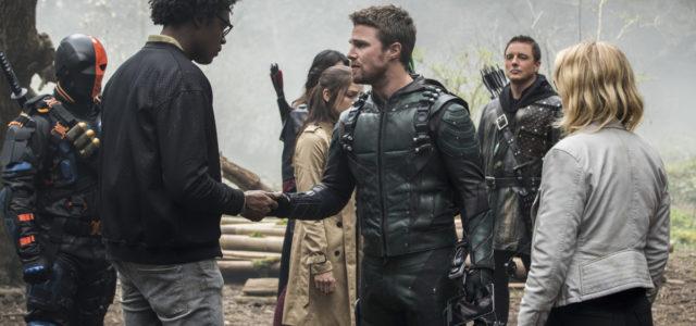 "The Theme Of Arrow Season 6 Is ""Family"""