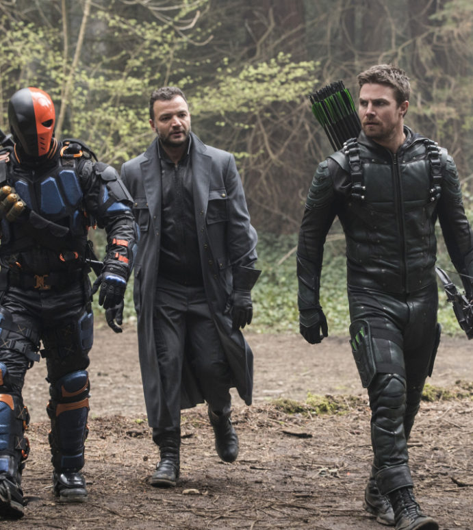Arrow: Extended Trailer For The Season 5 Finale