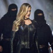 Katie Cassidy Teases Black Siren/White Canary & Thoughts On Dinah Drake