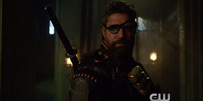 Do You Want A Deathstroke Series Starring Manu Bennett?