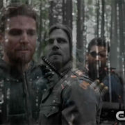 "Arrow: Screencaps From The Extended ""Lian Yu"" Trailer"